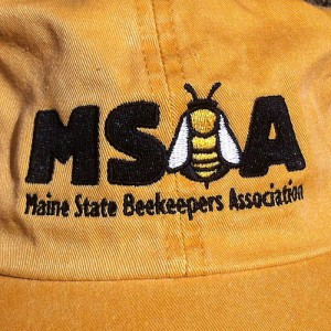 maine-beekeepers-hat-gold