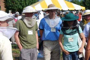 About 20 Mainers attended the annual Eastern Apiculture Society meeting in Warwick Rhode Island - July 25-29.