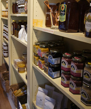 Honey-related Products at The Honey Exchange in Portland