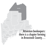 Beekeeping Group Forming in Aroostook County, Maine