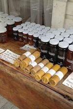 Farmstand Honey in Jefferson, Maine