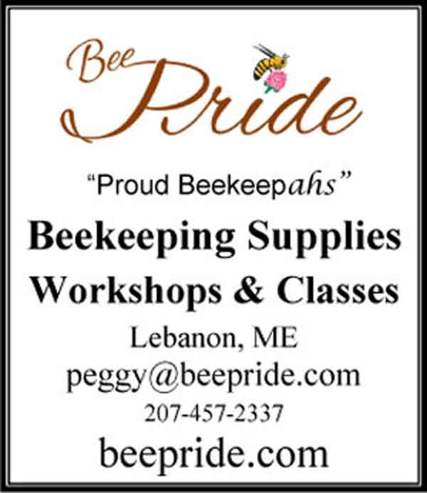 Bee Pride beekeeping supplies