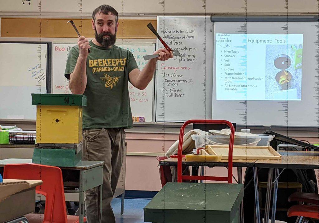SCBA Bee School